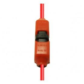 Connecteur 4 fils à ressort sans soudure 12V