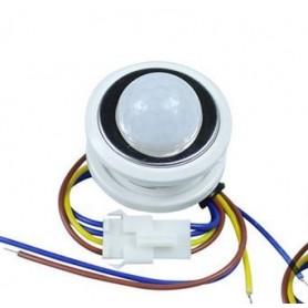 Détecteur de présence Encastrable 220V - 110°