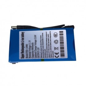 Batterie rechargeable 12V 9800 mAh