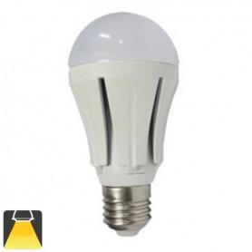 Ampoule LED E27 8W - Blanc chaud 3000K