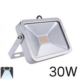 Projecteur LED plat LED blanc 30W