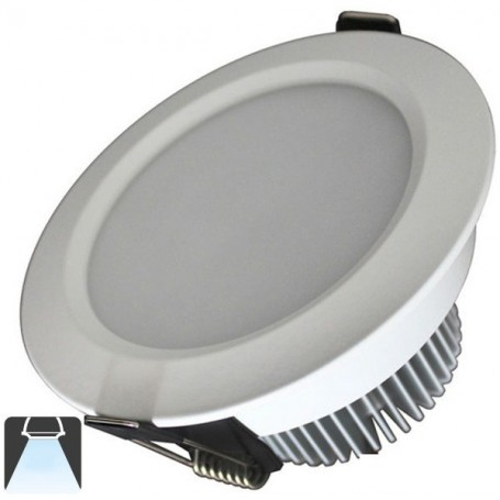 spot led rond 18w diam tre 190mm alimentation int gr e inovatlantic