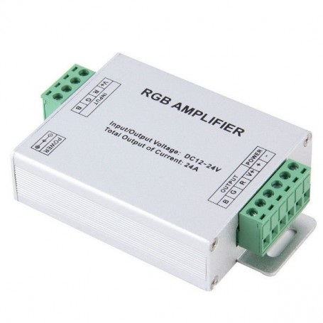 Amplificateur RGB 24A 12/24V