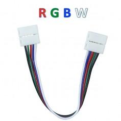 Connecteur RGBW d'angle