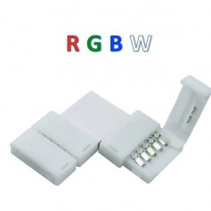 Connecteur RGBW en L