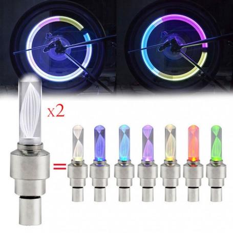 Bouchon LED de valve