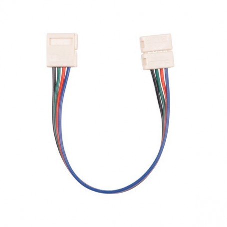 Connecteur RGB d'angle cablé