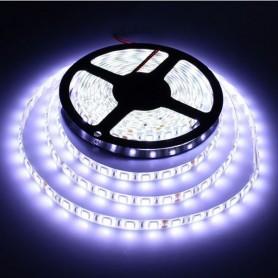 Ruban LED 24V 5050 60 led/m 10M - Blanc froid 6000K