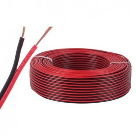 Câble 2 fils 12/24V 18AWG