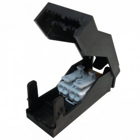 Boitier anti lumière résiduelle