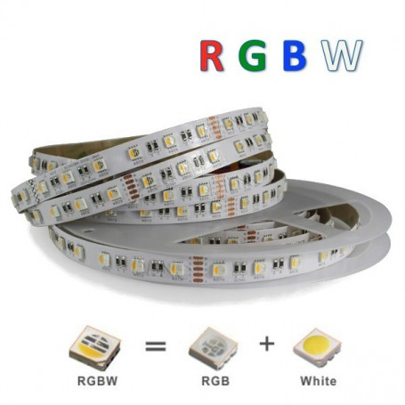 Ruban LED 5050 RGBW