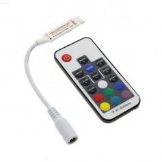 Contrôleur Télécommande RGB RF 12A 12/24V