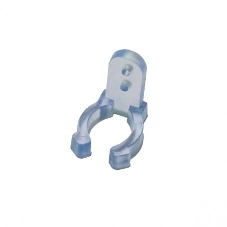 Crochets pour néon flexible LED 360° - Lot de 3