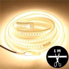 Ruban LED 230V 2835 XL sécable 1 mètre