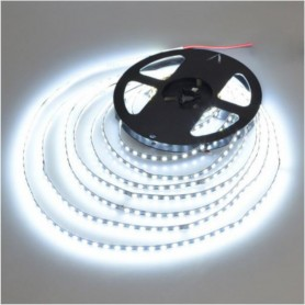 Ruban LED 24V 2835 120led/m 10M - Blanc froid 6000K