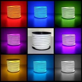 Néon flexible LED RGB 220V