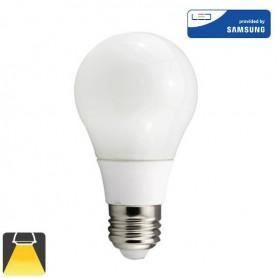 Ampoule LED E27 9W - Blanc chaud 3000K