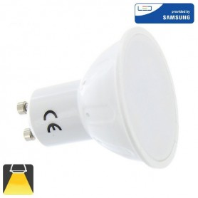 Spot LED 5W GU10 - Blanc chaud 3000K