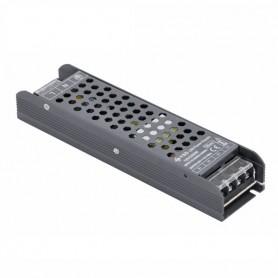 Alimentation metalbox 12V 12.5A 200W compact