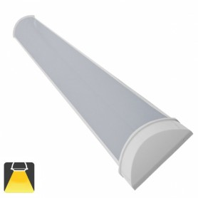 Réglette 30W 120cm High lumens - Blanc chaud 3000K