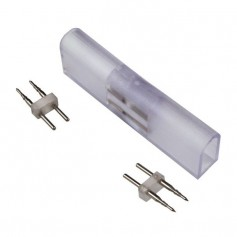 Connecteur droit pour néon flexibles LED SF