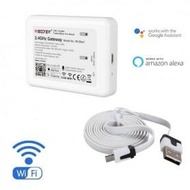 Contrôleur multizones WIFI compatible Alexa et Google Home