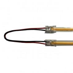 Connecteur COB angle cablé IP20