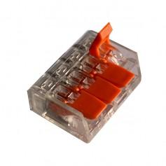 Connecteur électrique clipsable 5 fils 12/24V ou 230V
