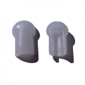 Embout de néon flexible LED SF 6mm à coller