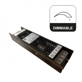 Alimentation metalbox DIMMABLE 24V 8.33A 200W compact