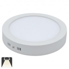 Panneau LED rond non encastrable