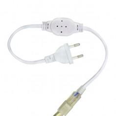 Connecteur électrique néon flexible 14x25 230V