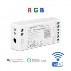 Contrôleur WIFI multizones RGB 12A 12/24V