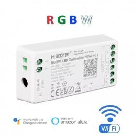 Contrôleur WIFI multizones RGBW 12A 12/24V