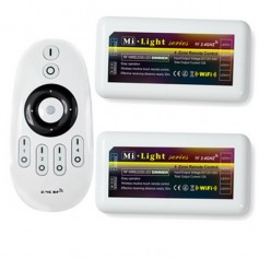 Pack télécommande multizones mono RF 12/24V