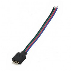 Connecteur prise RGB mâle