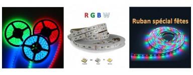Rubans LED RGB 12V