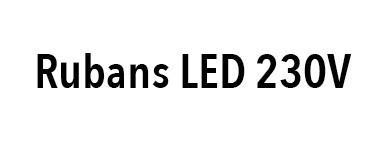 Rubans LED 230V