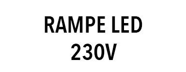 Rampe LED murale
